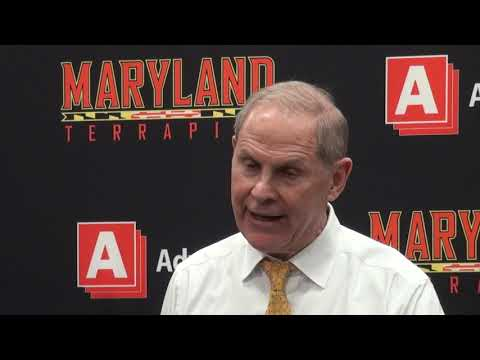 John Beilein Press Conference Maryland v Michigan Basketball 2019 03 3