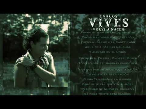 Carlos Vives - Quiero casarme contigo con letra