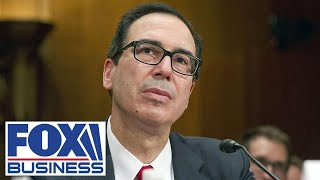 Steven Mnuchin testifies before House Financial Committee