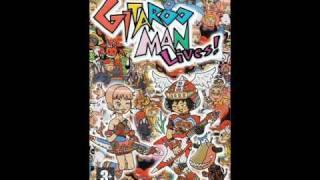 Gitaroo Man Lives! - Metal Header