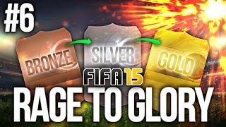 FIFA 15: RAGE TO GLORY #6 - REALITY CHECK! (Ultimate Team)