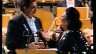 Placido Domingo & Montserrat Caballe - El gato montes