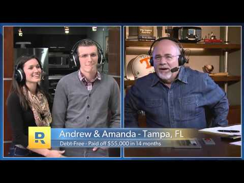 How We Paid Off $55,000 of Student Loans in 14 Months - Debt Free Scream on Dave Ramsey Show