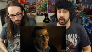 PATERNO (2018) Official TRAILER ft. AL PACINO | HBO - REACTION & REVIEW!!!
