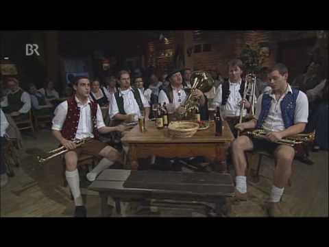 Die Bayerischen Löwen - Loan Di O (Wirtshausmusikanten beim Hirzinger)