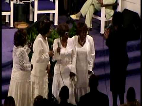 "Monica Lisa Stevenson & The Legendary Caravans singing ""Lord Keep Me Day by Day"""