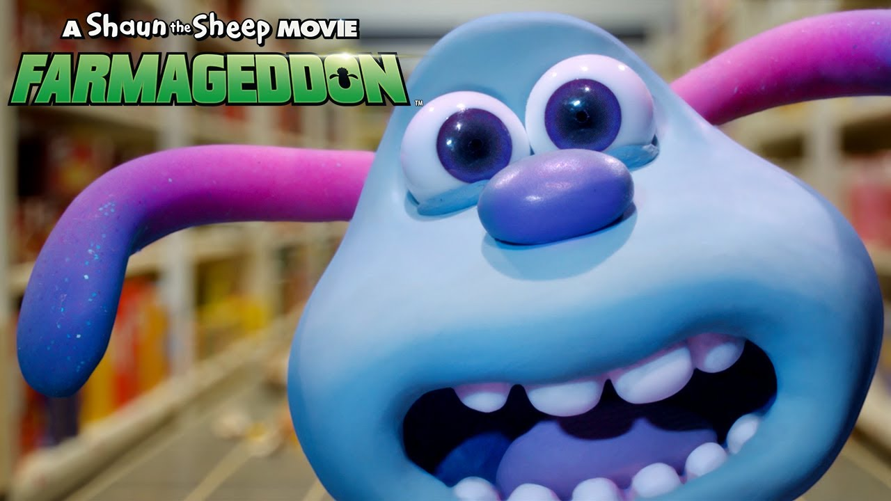 Supermarket Clip - A Shaun the Sheep Movie: Farmageddon