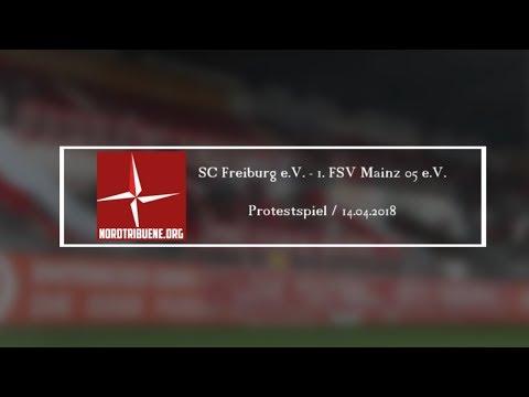 Samstags Halb Vier - Fußball, Bratwurst, Bier / 1. FSV Mainz 05 - Sport-Club Freiburg / 14.04.2018