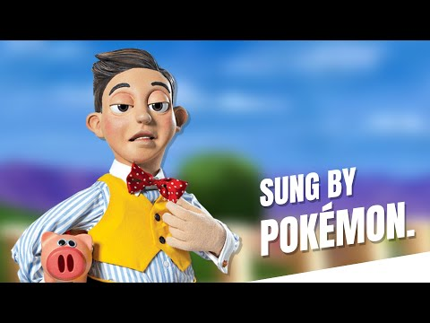 The Mine Song But Sung By Pokemon