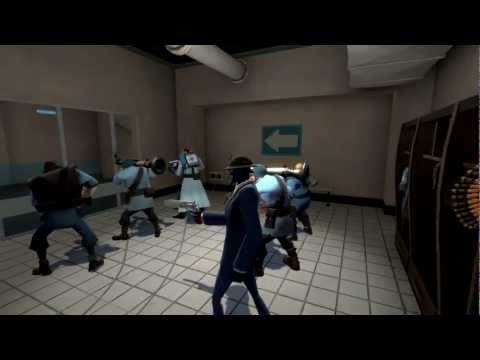 Team Fortress 2 - Spy Gameplay