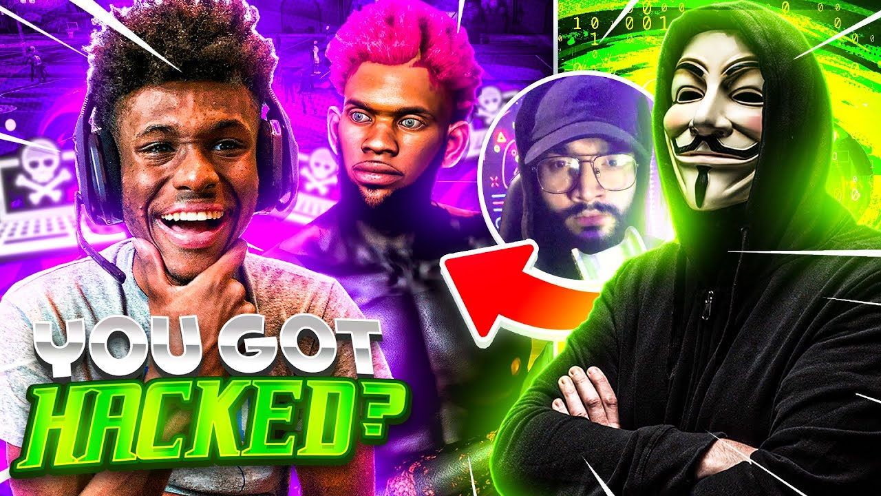 I Gave My Duos Account To A HACKER To See How He'd React (Loyalty Test) NBA 2K21