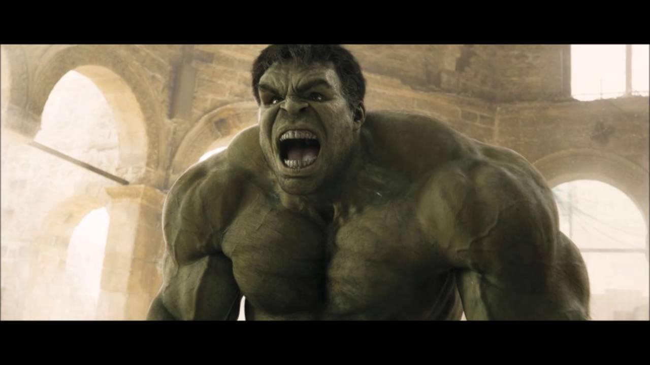 Hulk smash you - 3 5