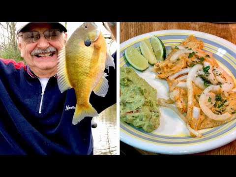 From Lake To Plate Oaxacan Style (low-carb Fish To Make You Smile)
