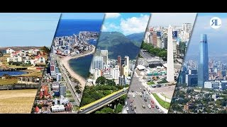 TOP 5 RICHEST COUNTRIES IN SOUTH AMERICA 2017 SOUTH AMERICAN GROUTH IN RICHNESS 2k17 (american life)