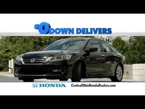 Amazing Central Ohio Honda Dealers Zero Down Event