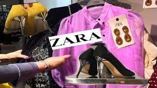 ZARA Shopping Vlog Fall & Winter Collection Shop With Me