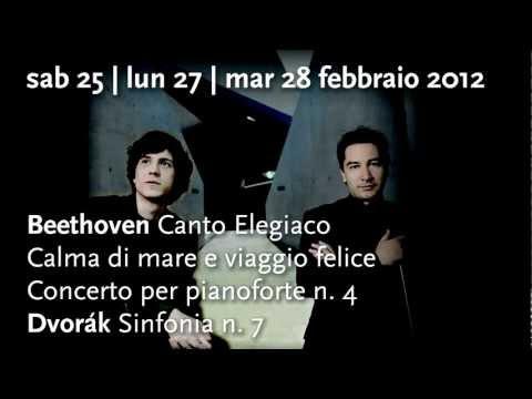 Blechacz - Orozco-Estrada -  25/27/28 febbraio 2012