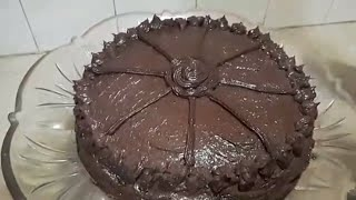 Chocolate Cake | Easy and delicious chocolate cake Recipe | *Cook With Hassan*