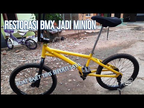 Bmx Jadi Minion