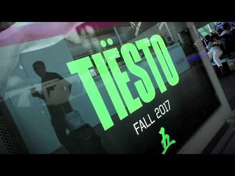 Vidéo promotion pour la sortie Album Dj Tiesto