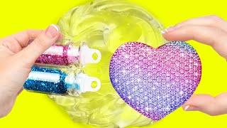 25 Glitter, Hot Glue And Clay DIY Ideas
