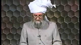 Urdu Dars Malfoozat #173, So Said Hazrat Mirza Ghulam Ahmad Qadiani(as), Islam Ahmadiyya