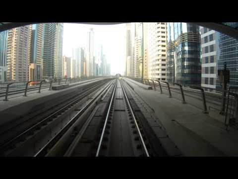 Dubai Metro Line A