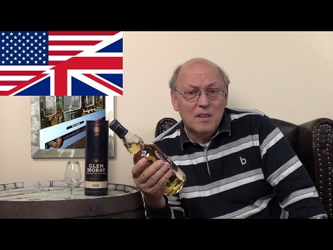 Whisky Review/Tasting: Glen Moray classic