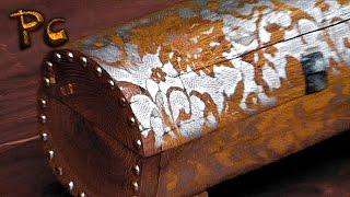 Jewellery box. Шкатулка для украшений.(Jewellery box made of wood oak. Шкатулка (сундучок) из дерева своими руками. Please subscribe! Пожалуйста подпишитесь! http://www.youtube.co..., 2015-10-20T06:11:13.000Z)
