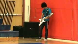 Star Spangled Banner GUITAR SOLO!!!