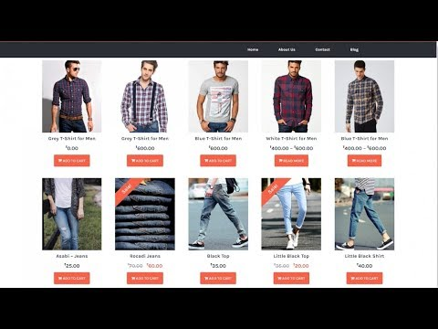 How to Create an eCommerce Website With WordPress - Online Store like Amazon and Flipkart 2017