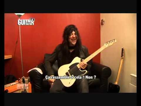 James Root Slipknot masterclass guitar part PART2