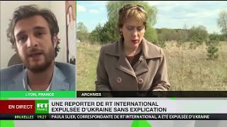 Expulsion de Paula Slier : Andréa Kotarac «condamne fermement l'attitude du gouvernement ukrainien»