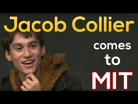 """Imagination Off the Charts: Jacob Collier comes to MIT"" screening on campus"