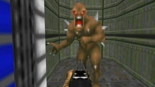 CGR Undertow - FINAL DOOM review for PC