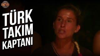 Türk Yarışmacılar Kaptanını Seçti | 39. Bölüm | Survivor Türkiye - Yunanistan