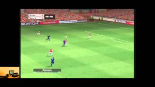 Arsenal Vs Tottenham Special Lets Play Fifa 2003 For The Xbox   Classic Retro Game Room