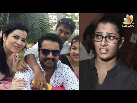 Varalakshmi Sarathkumar and other celebrities avoided Radhika Rayane marriage
