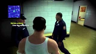 Prison Break - Chapter 1 - Solve The Mystery Walkthrough W/ Commentary