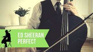 Ed Sheeran - Perfect for cello and piano (COVER)