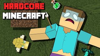 I Died In Hardcore Minecraft And This Is How