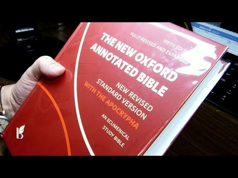 The NRSV New Oxford Annotated Bible with the Apocrypha - Fifth Edition