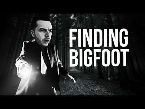FINDING BIGFOOT WITH BIGTYMER (Horror Game)