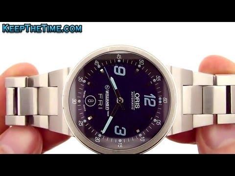 Oris BMW Williams F1 Watch Review