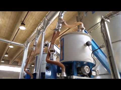 Impianto produzione pellet Sardegna 1000 Kg/ h