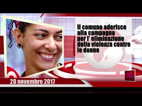 Notizie Senigallia WebTv del 20 11 17