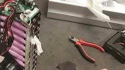 Vi nollställer BMS med planerat åldrande i Biltema 24V Batteri (del 6)