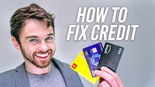 How I got my Credit Score from 0 to 792 - Beginner Guide