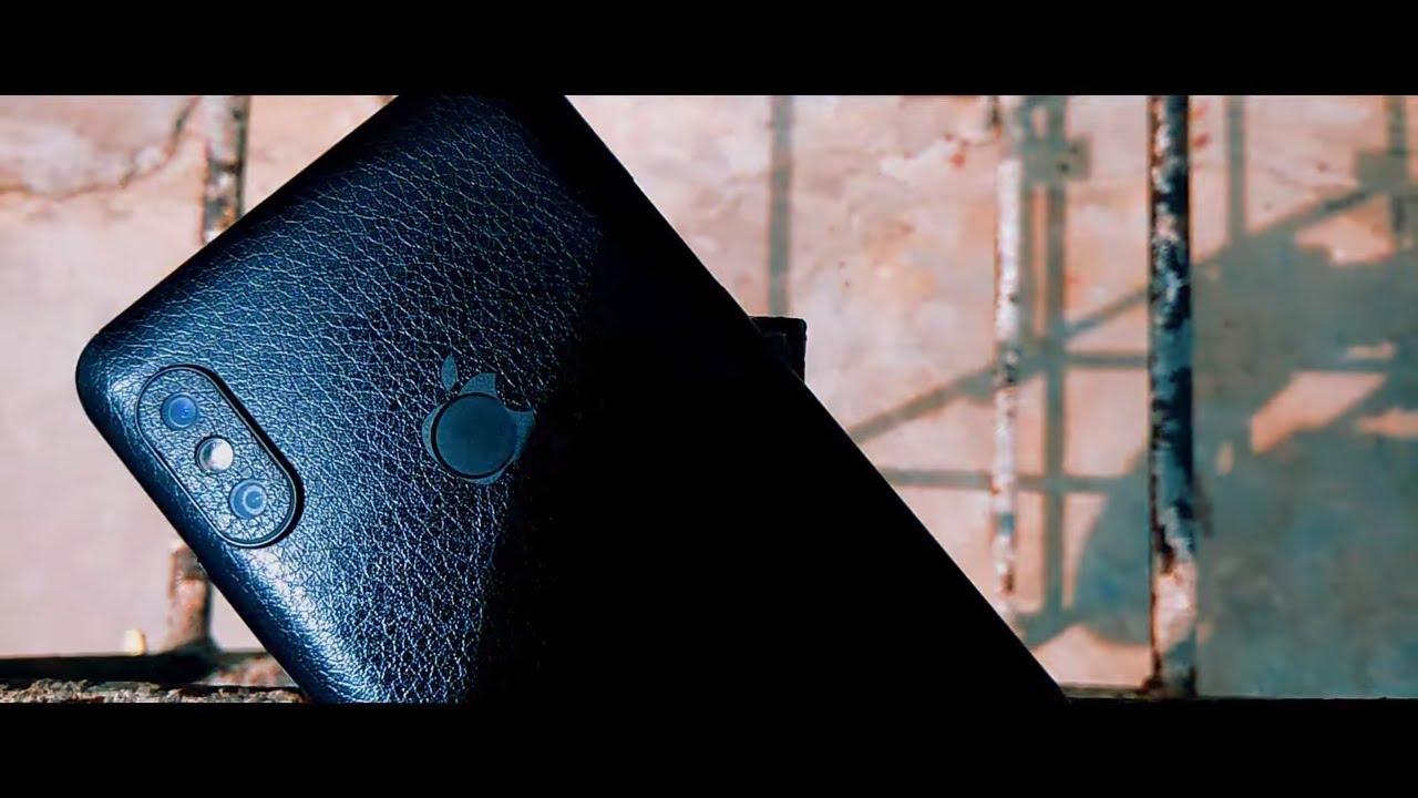 size 40 a24fa e9d2f HOW TO CONVERT REDMI NOTE 5 PRO INTO iPHONE X !! 😱 | Redmi Note 5\5 PRO |  Original Skin | Mi India