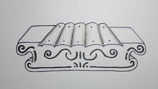 Download Cara menggambar alat musik gamelan yang mudah l alat musik tradisional